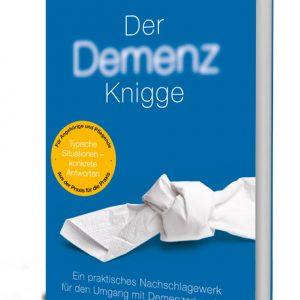 Bild vom Buchcover Demenz Hilfe